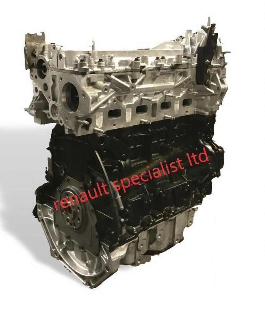 RENAULT TRAFIC III 2014 > R9M408 R9M 408 Bare Reconditioned Engine 1.6 dci